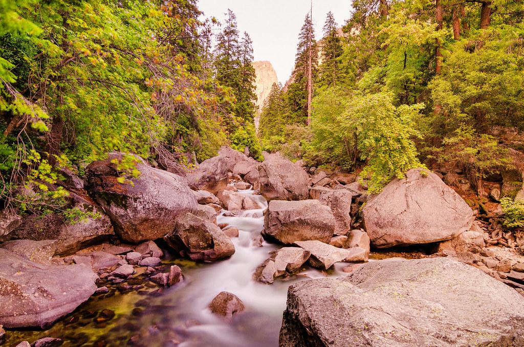 Yosemite National Park [Sierra Nevada, California]