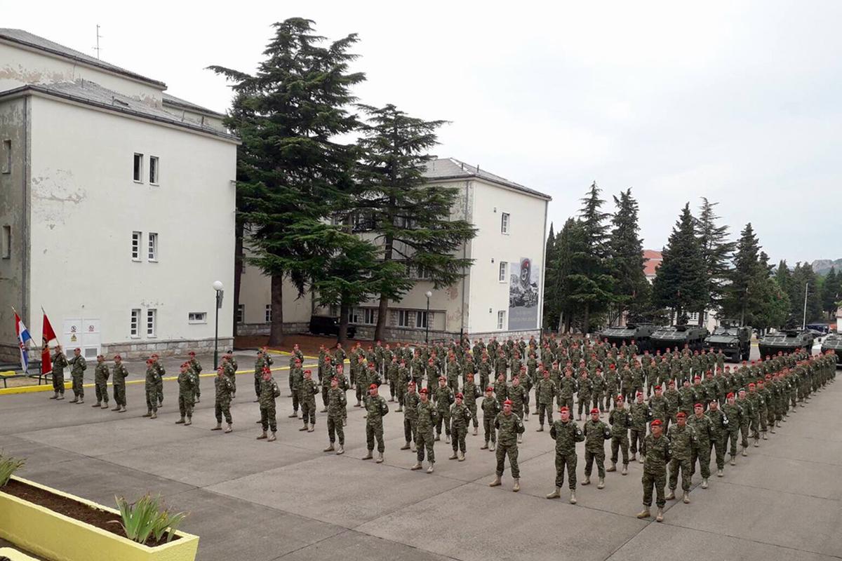 Svečani doček 2. HRVCON-a iz Republike Litve