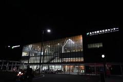 JR新函館北斗駅