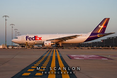 N724FD FedEx | Airbus A300B4-622R(F) | Memphis International Airport