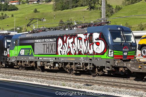 TX Logistik (ELL), 193 731-7 : Railfanatics