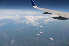Flying Along the Lake Michigan Coast