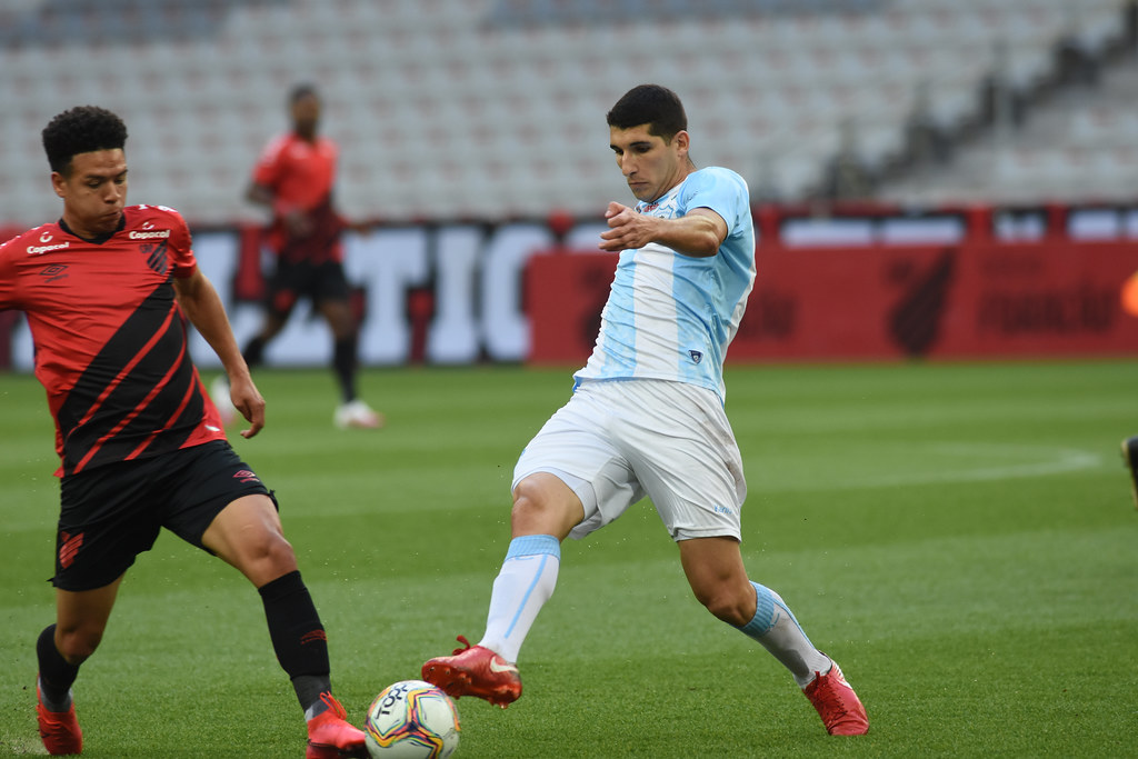 Athletico-PR x Londrina