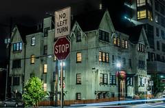 no left turn ll