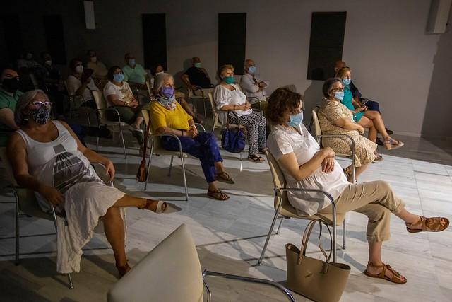 Photo:Conferencia recital sobre 'Lorca y el pueblo' en Huelva (5) By fundacioncajasol