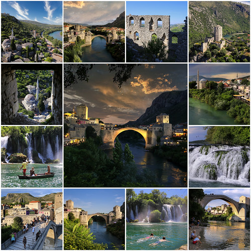 Bosnia & Hercegovina intriguing for unassuming human warmth, architecture and its nature