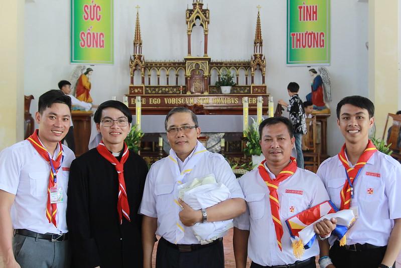 TNTT hat Hoa Ninh - Sa mac