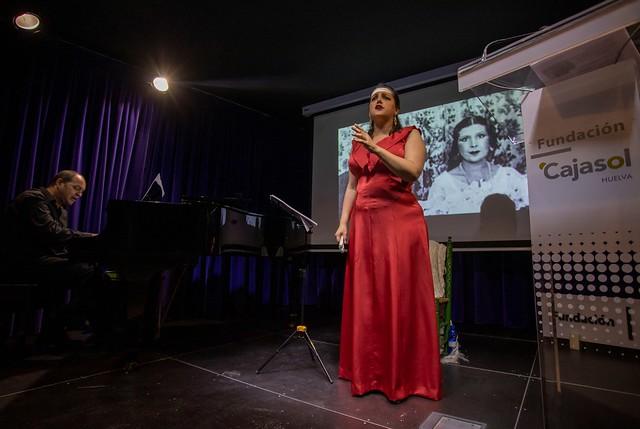 Photo:Conferencia recital sobre 'Lorca y el pueblo' en Huelva (4) By fundacioncajasol