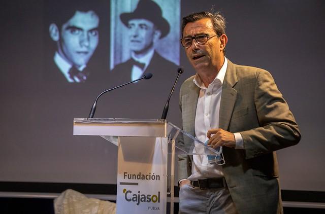 Photo:Conferencia recital sobre 'Lorca y el pueblo' en Huelva (7) By fundacioncajasol