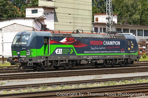 TX Logistik (ELL), 193 203-7 : Hidden Champion