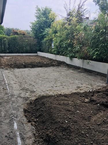 Garden to be