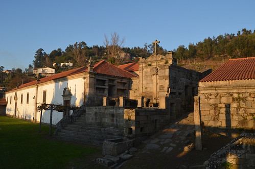 Mosteiro de Santo André de Ancede XVII
