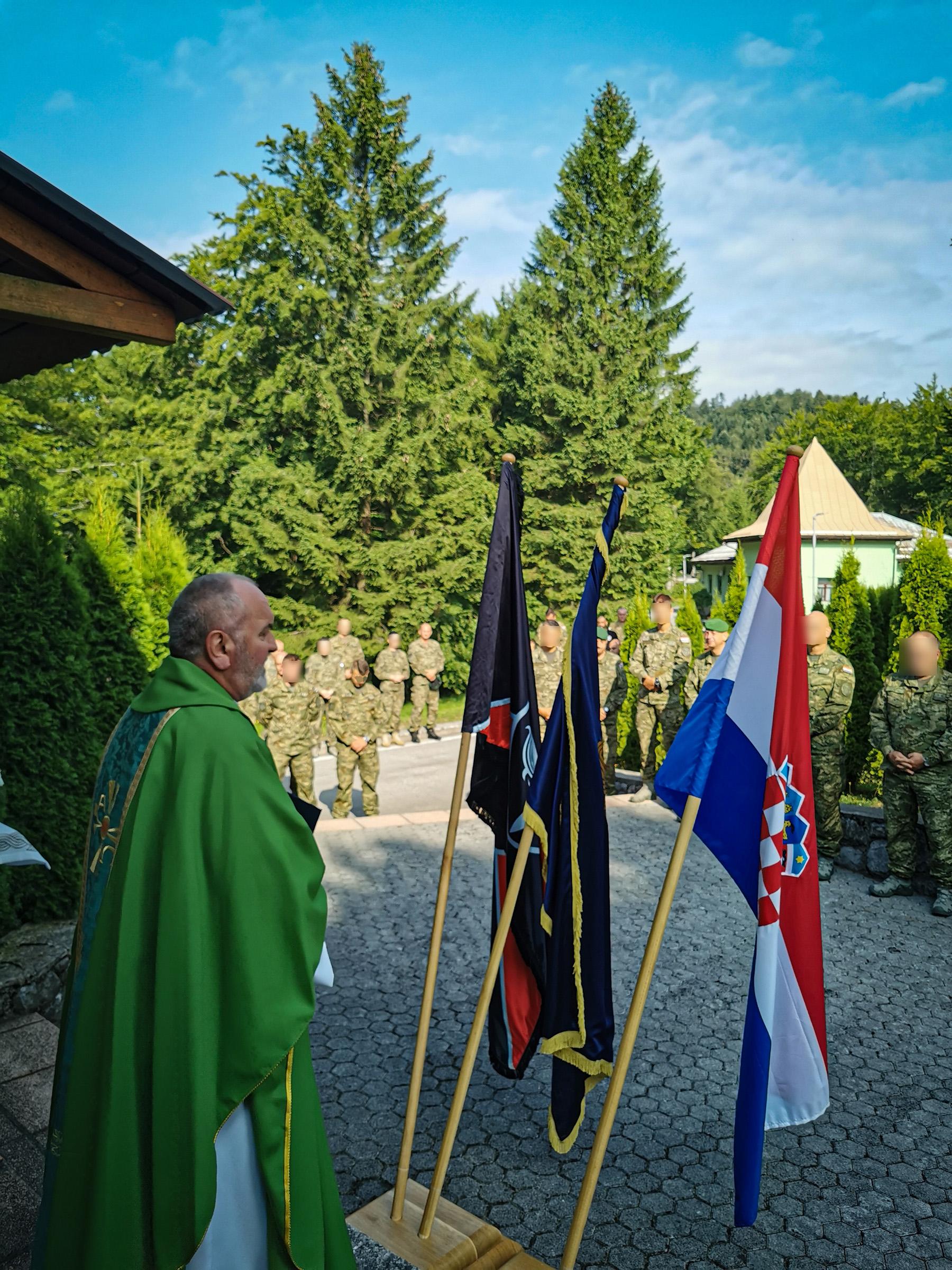 Obilježena prva godišnjica pogibije sk Josipa Briškog