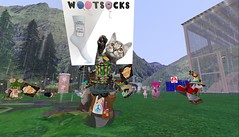 Woostock in Raglan Shire started! 12Noon DJ Shakespeare!