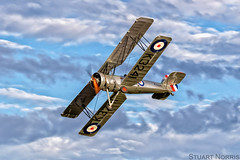 The Shuttleworth Collection Drive-in Airshow 18 July 2020