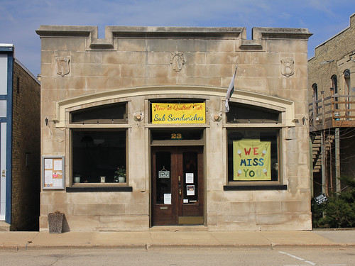 First National Bank Building - Deerfield, WI
