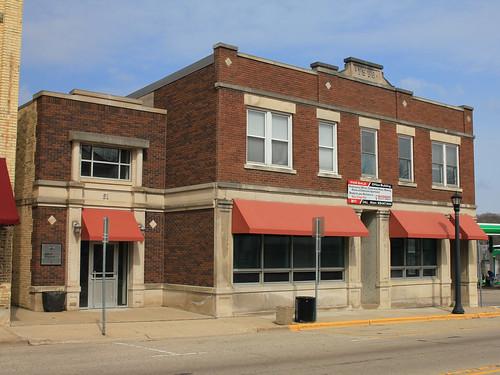 Bank of Deerfield Building - Deerfield, WI