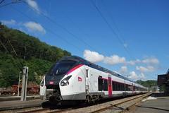 Alstom Coradia Liner n° B 85037  -  Culmont-Chalindrey