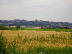 Monts des Flandres vus de Hondeghem (1) - Photo of Strazeele