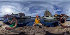 Harbour trip 360°
