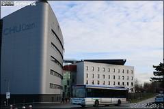 Iveco Bus Urbanway 12 – Keolis Caen / Twisto n°405 - Photo of Basly
