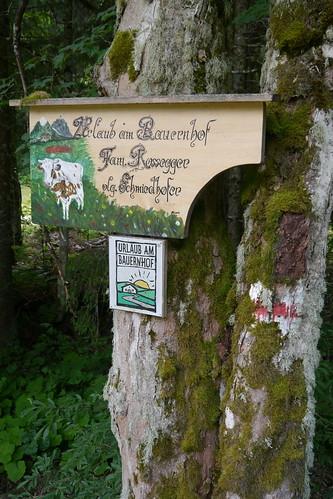 Waldheimat, Schmiedhofer