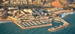 The Port of Sitges, Spain - Aiguadolç