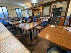 Cafe de Lyon Bleu(カフェドリオンブルー)