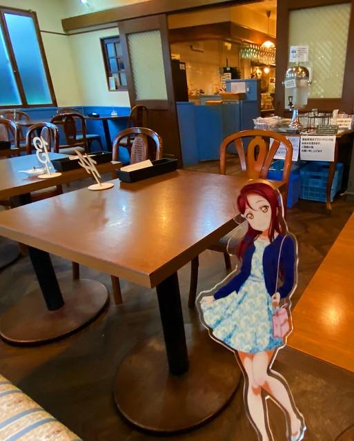 Photo:Cafe de Lyon Bleu(カフェドリオンブルー) By Kanesue