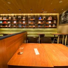 アライブラリー カフェ&ブックス - メイン写真: アライブラリー カフェ&アライブラリー カフェ&ブックス (ALIBRARY CAFE&BOOKS)