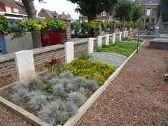 Hondeghem Churchyard en 2020