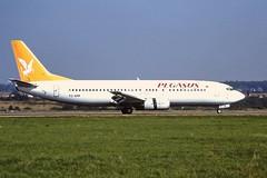 TC-APP B737-400 Pegasus 04-09-99