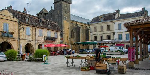 Beaumont du Perigord, Dordogne, SW France
