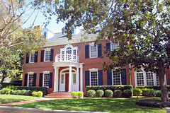 Colonial Style House, Hyde Park, Tampa