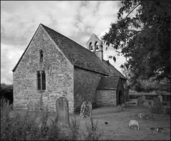 St Margarets Church Binsey