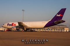 N743FD FedEx | Airbus A300B4-622R(F) | Memphis International Airport