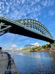 Around Newcastle