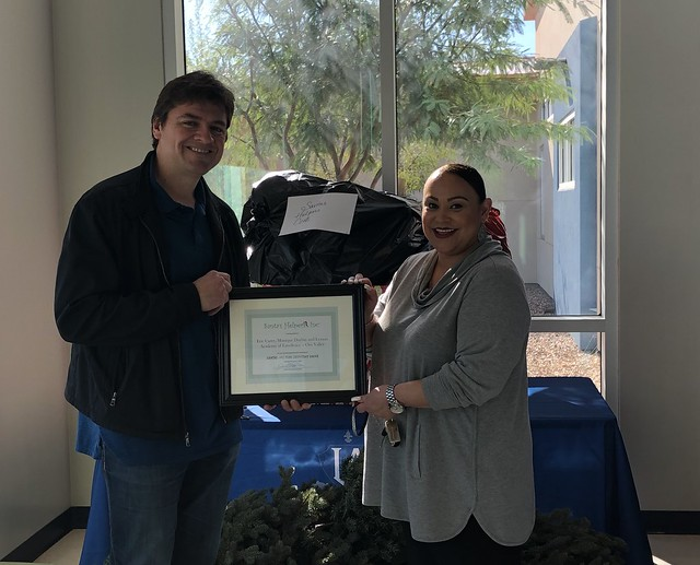 Thank You Eric Carey, Monique Durbin, and Leman Academy of Excellence - Oro Valley for organizing your Coat Drive that brought in over 30 new coats for local youth!