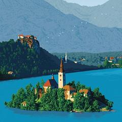 Bays of Risan+Kotor (Montenegro)