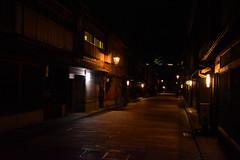 Kanazawa in night