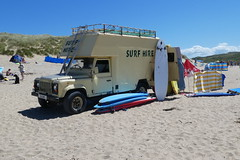 Land-Rover Surf Hire (1988)