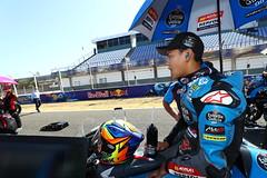 Ryusei Yamanaka. GP de Andalucía 2020