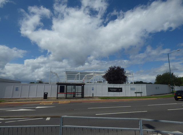 Photo:New M & S store at Sears Retail Park By ell brown