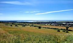 View over North Binness Island