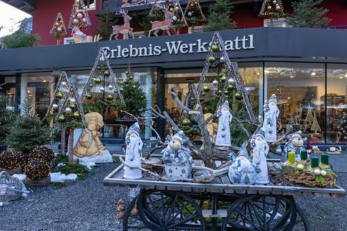 Christmas Ski Holiday in Munich, Hoch-Gurgl, Rothenburg, Nuernberg, Hoch-Soelden