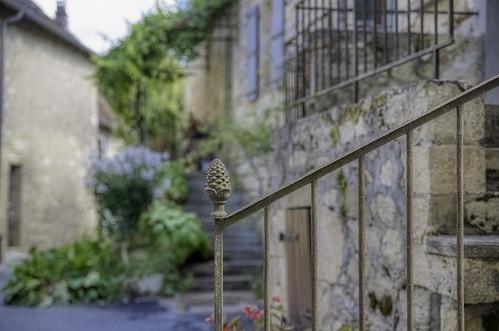 le petit escalier