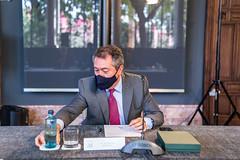 2020_07_27 Reunión alcaldes capitales de provincias andaluzas.