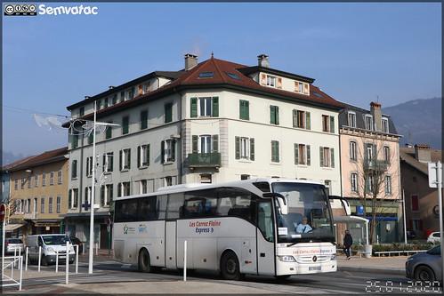 Mercedes-Benz Tourismo – Transdev Mont Blanc Bus / Arv'i n°105