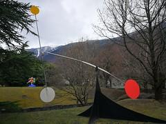 Alexander Calder, Stabile-Mobile - Brazilia, vers 1965
