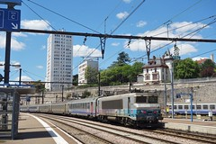 Alsthom BB 7340  -  Gare de Dijon